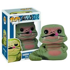 Star Wars POP Jabba The Hutt Bobble Head Vinyl Figure