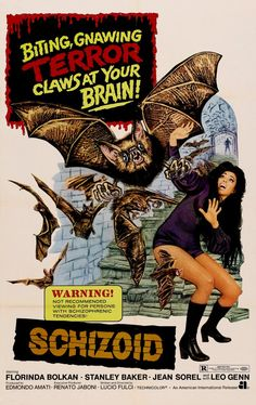 A Lizard in a Woman's Skin aka Schizoid  http://horrorpedia.com/2012/07/25/a-lizard-in-a-womans-skin/