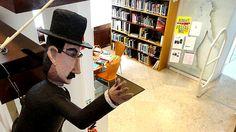 A Casa Fernando Pessoa possui um tesouro único no mundo: a biblioteca particular desta figura maior da literatura
