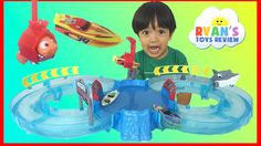 nice Zuru Micro Boats Racing Track Playset Toy for Kids Shark Attack Water Toys Disney Finding Dory Nemo