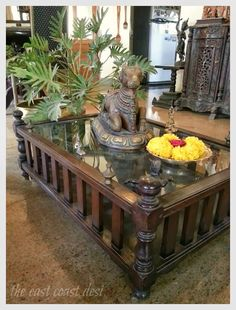 the east coast desi: The Collected Home (Singhs' Home Tour) Indian Decor, Traditional Decor, Vintage Home Decor, House Interior Decor, Decor, Home Decor Furniture, Indian Home Decor, Indian Home Interior, Home Decor