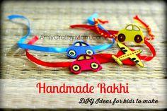 Handmade Beautiful Rakhi