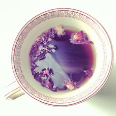 Licorice and cinnamon tea with hibiscus petals : adrenal love in a cup! http://www.mywholefoodromance.com