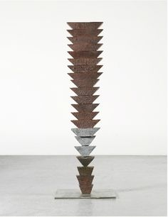 Louise Bourgeois - Untitled The Wedges - Contemporary Sale - Sotheby's - 2012