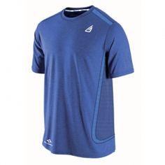 Blue Sporty Look Tee