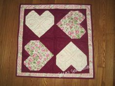 Seams Sew Precious: Quilted Table Toppers