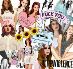 Lana's too glam for u♡  (MY EDIT)