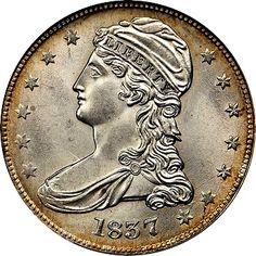 1837 Half Dollar