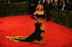 Met Ball 2013: 'Punk': Chaos to Couture' Costume Institute Benefit Met Gala - New York
