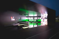 #Nike's Camp #Victory by Skylab Architecture | Hypebeast  #places