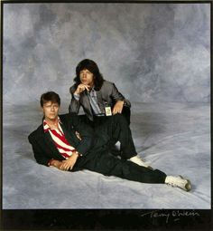 David And Mick