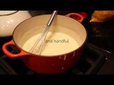 Homemade Cheese Sauce - Oh Lardy