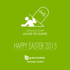 #happyeaster #easter #easter2015 #graphicdesign #graphic #greenbubble #webagency #website #digitalagency #advertisingagency