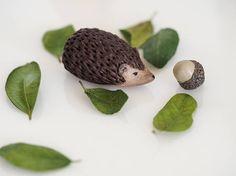 Hedgehog figurine