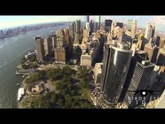 Ultimate Aerial Video of NYC! (Manhattan, Bronx, Brooklyn, Queens, Staten Island) - DJI Phantom 2 - YouTube