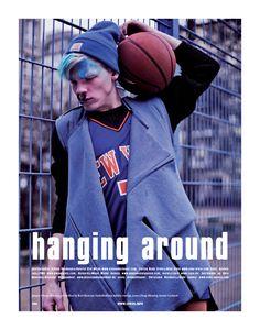 Richard Kranzin, Aurel Mertz, & Jan Philip Zuelke by Steeve Beckouet for Sport & Street Magazine