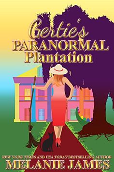 Gertie's Paranormal Plantation: Tales from the Paranormal... https://www.amazon.com/dp/B00ZVEJ2WM/ref=cm_sw_r_pi_dp_x_3H8yybDKQK9AR