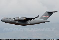 Boeing C-17A Globemaster III aircraft picture