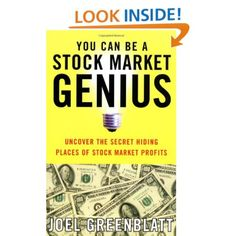 A Guide to show you how Joel Greenblatt, an intelligent investor in stock market, used his investing skills to beat the market