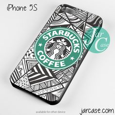 Starbucks Abstrack Cup Phone case for iPhone 4/4s/5/5c/5s/6/6 plus