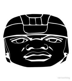 Olmec in black version
