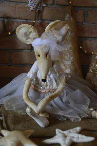 myszka, balet