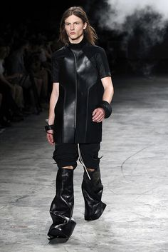 Visions of the Future // Rick Owens | Spring 2011 Menswear Collection | Style.com