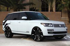 Custom Range Rover - Google Search