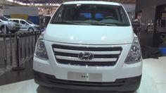 Hyundai H-1 Panel Van (2014)