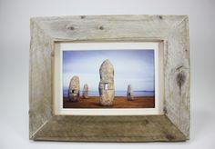 --MENHIR-- Treibholz  Bilderrahmen  von Zen-Art auf DaWanda.com