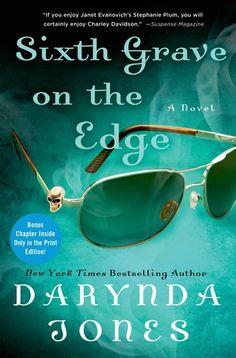 Between dreams and reality | Sixth Grave on the Edge de Darynda Jones (VO)