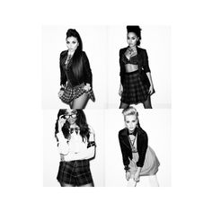 little mix notion magazine - Google-søgning ❤ liked on Polyvore featuring little mix