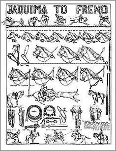 Preserving the Vaquero Tradition Vaquero Posters by Ernest Morris