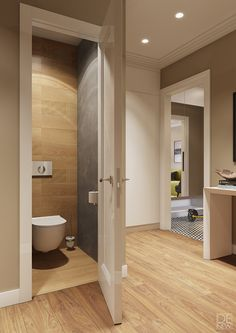 Here's What I Know About Small Toilet Style Transformation and You Will Rule-style Passion That violates these Rules - lowesbyte Bathroom Design Luxury, Bathroom Design Small, Modern Bathroom, Wood Bathroom, Home Room Design, Interior Design Living Room, House Design, Home Renovation Loan, Plafond Design