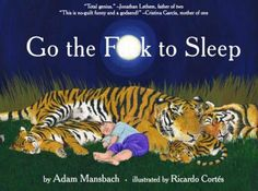 I want all of my friends to get pregnant so I can hand this book out at baby showers.
