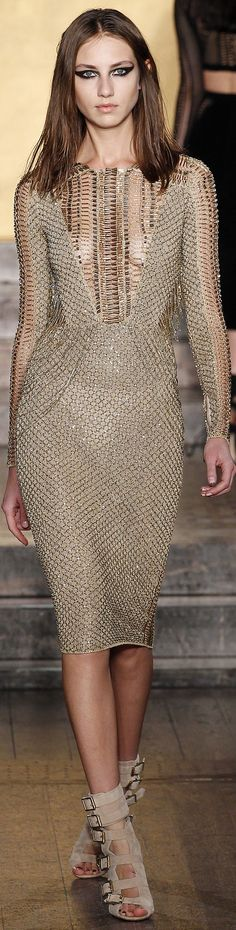 Julien Macdonald fall 2016  women fashion outfit clothing style apparel @roressclothes closet ideas