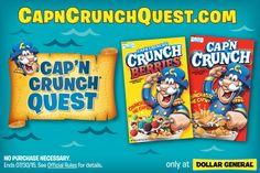 Play Cap'n Crunch Tr