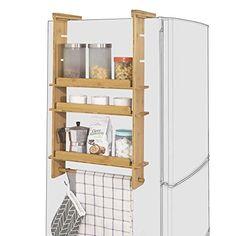 3//4//5//6 Tier Cuisine Rack Herb Spice Jars armoire de stockage sur porte//mur monté