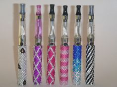 Bejeweled Electronic Cigarettes - Bling Bling! Only $24.95 with FREE SHIPPING @ www.bigdvapor.net