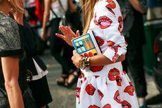 MFW весна-лето 2015: Street Style, часть 5