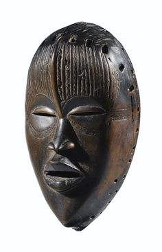 Masque, Dan Toura, Côte d'Ivoire | lot | Sotheby'sFosterginger.Pinterest.ComMore Pins Like This One At FOSTERGINGER @ PINTEREST No Pin Limitsでこのようなピンがいっぱいになるピンの限界