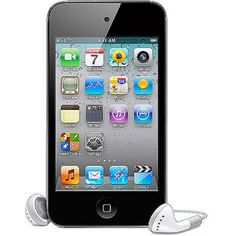 Apple iPod touch 4th Generation 16GB (Black or White)       @Abi Wolfe  @Abi Wolfe !!!! I may be gettin one tonight!!!! Soo excited!! :) :) :) now we can text!! :)