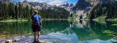 If you're driving from Vancouver to Calgary plan to do these 10 adventures along the way. Stops include hikes, bike rides & visit to national parks. Backpacking Canada, Canada Travel, Canada Trip, Waterton Lakes National Park, National Parks, Travel Tours, Travel Ideas, Discover Canada, Canada