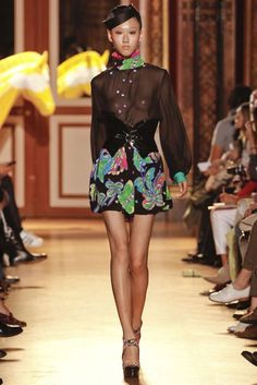 Tsumori Chisato Spring/Summer 2011 Ready-To-Wear Collection | British Vogue