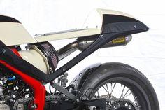 "Honda CRF ""Cafè Racer"" by Darrell Schneider"