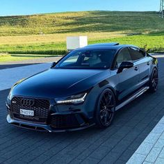 My Dream Car, Dream Cars, Classy Cars, Car Wallpapers, Audi Rs7, Luxury Cars, Badass, Automobile, Vehicles