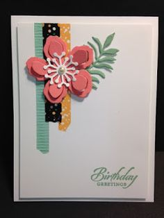My Creative Corner!: A Blossom Builder Playful Palette Washi Tape and Wetlands Birthday