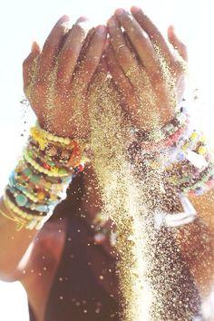 Girl Sand Bracelet Boho Hipster Beach | California dreamin | Pinter…
