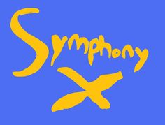 a Symphony X drawing I made on my Paint program