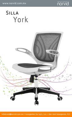 diseo diseno muebles silla york ergonomia comodidad